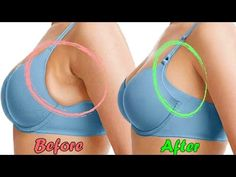 How to Get Rid of Side Breast Fat Fast with 5 Easiest Exercises (Remove Armpit Fat NOW!) Today we will look into how to get rid of armpit fat. Just include these EASY cardio and Burn Belly Fat Fast, Lose Belly, Reduce Belly Fat, Lose Fat Fast, Under Arm Fat, Armpit Fat, Side Fat, Back Fat, Lose Body Fat