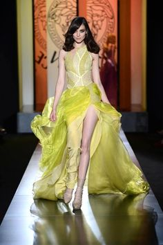 Atelier Versace Fall 2012 Couture Collection | Tom & Lorenzo