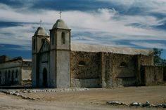 San Luis Gonzaga Mission. Photo by Jack Swords in 2002 .