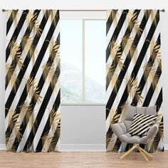 7 Midcentury Curtains Ideas In 2021 Midcentury Curtains Curtains Modern Curtains