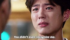 I was going to cry in this part. Hello Monster Ep.12 POOR PARK BO GUM!