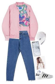 """adidas"" by blogging on Polyvore featuring Chicnova Fashion, adidas Originals, adidas and Zero Gravity"