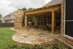 covered patio | Patio Cover