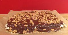 Her finner du oppskriften på sjokoladekaken.
