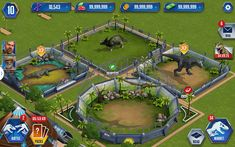 Hack Jurassic World 1.1.10