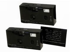 20 Stylish BLACK Wedding Disposable Camera with Flash BalsaCircle http://www.amazon.com/dp/B0054N5ALW/ref=cm_sw_r_pi_dp_tR3oub1W83BTP