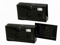 20 Stylish BLACK Wedding Disposable Camera with Flash BalsaCircle http://www.amazon.com/dp/B0054N5ALW/ref=cm_sw_r_pi_dp_tR3oub1W83BTP