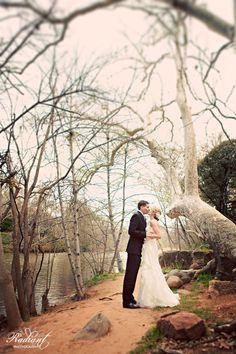 Wedding couple photos at L'Auberge