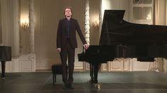 Sergei Redkin plays Ludwig van Beethoven: Piano Sonata No.30 in E major, & Frédéric Chopin: Ballade No.4 in F minor (HD 1080p)