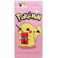Cheap iPhone 6S Case Maxbomi - 3D Cute Cartoon 3D Pink Candy Pokemon Go Pikachu…