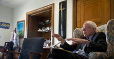 Bernie Sanders, an Outlier? The Senator Begs to Differ