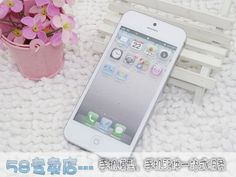 iPhone 5 -- model from Taobao