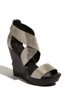 'Opal' Wedge Sandal