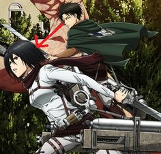 Idk,I ship Mikasa with 2 guys,I ship Levi with 3 girls and 1 guy and I ship Eren with 1 girl and 1 guy wtf,I love shpping so much!