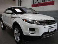 Used 2013 Land Rover Range Rover Evoque Pure Plus For Sale | EveryAuto.com