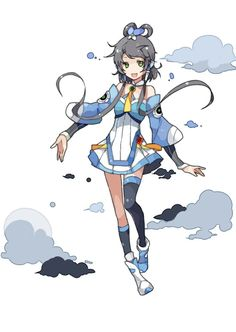 vocaloid luo tianyi