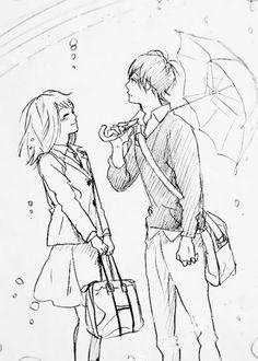 Naho and Kakeru Orange