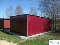 Vörös színű mobilgarázs Outdoor Furniture, Outdoor Decor, Outdoor Storage, Home Decor, Decoration Home, Room Decor, Home Interior Design, Backyard Furniture, Lawn Furniture