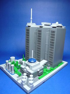 Microscale building | Flickr - Photo Sharing!