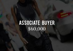 Fashion Salaries fashion jobs