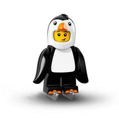 Hawk wants this!  LEGO Minifigures - Penguin Boy