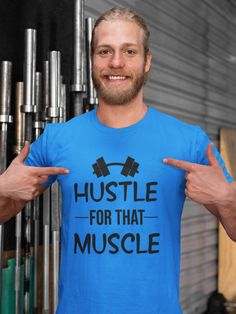 Best Dad Gifts, Great Father's Day Gifts, Muscle T Shirts, Fathers Day Shirts, Gym Training, Good Good Father, Personalized T Shirts, Colorful Shirts, Long Sleeve Shirts
