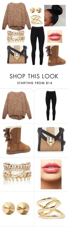 Sweater Weather by eatsleeprepeat-1 on Polyvore featuring Relaxfeel, Peace of Cloth, Victoria's Secret, Wallis, River Island, Jennifer Fisher, Eddie Borgo and LASplash
