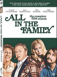 ALL IN THE FAMILY:COMPLETE 5TH SEASON