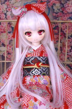 STJ LAND Anime Dolls, Blythe Dolls, Girl Dolls, Barbie Dolls, Kawaii Doll, Kawaii Anime Girl, Pretty Dolls, Beautiful Dolls, Anime Drawing Styles