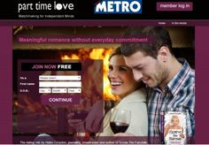 Looking for Love, But Have No Time? Part Time Love is What You Need