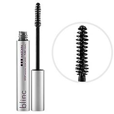 What it is:The famous pioneering, tube-technology water-resistant mascara.What it does:Blinc Mascara is the original tube-technology mascara. It's invented to form tiny water-resistant