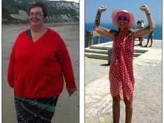 Morbidly Obese Woman Becomes Anorexic in 2 Yrs