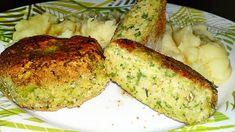 Brokkoli fasírt, tökmaggal és szezámmaggal Diabetic Recipes, Diet Recipes, Healthy Recipes, Hungarian Recipes, Mashed Potatoes, Healthy Life, Catering, Paleo, Food And Drink