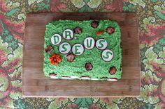 A Sandwich Cake for Dr. Seuss! | Brit + Co.