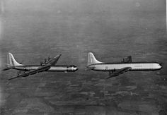 Consolidated XC-99 by D. Sheley, via Flickr