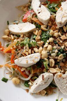 salade poulet façon viet 2