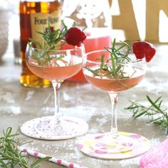Pink Lemonish Cocktail Recipe – Craft Box Girls