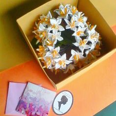 Origami Boxes Super Paper Pack - a new book out in Jan 2016 | Paper Flowers Handmade Tutorials DIY