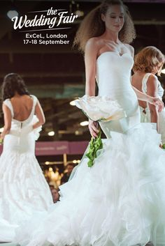 Make your dream wedding a reality this September at London ExCel! Save 1/3 with discount code ED22
