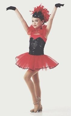 CiCi Dance Wear- Kenzie