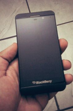 My new baby #blackberry #z10