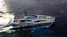 Wider 125′ by Wider Yachts