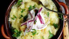 Moste poteter med hvit fisk, olivenolje og hvitløk er den sunneste kosematen du kan lage til deg selv og dine venner. Her er oppskriften på brandade.