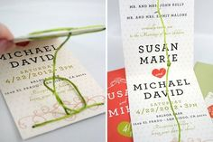 What are some of the most creative wedding cards you've ever come across? - Quora