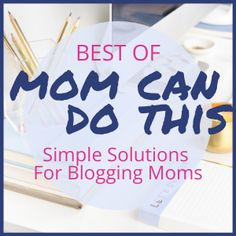 Passionate about sharing simple hacks and instructions so you can cram a thriving blogging life into your fringe hours and create a blog you can't stop talking about! www.momcandothis.com Make Money Blogging, How To Make Money, Build A Blog, Creating A Blog, Blogging For Beginners, Mom Blogs, Money Management, Step By Step Instructions, Budgeting