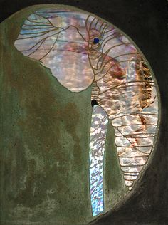 Going- Hidden Spring Designs- Glass and concrete