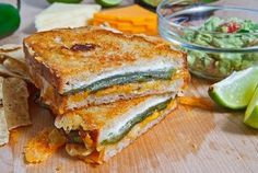 oh my goodness. jalapeno popper grilled cheese sandwiches.