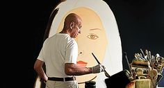 Known for his quintessentially American impressions of people at cocktail parties or the beach and his landscapes of Maine, Alex Katz is one of the most celebrated artists of his generation. Famous Artists, Great Artists, Pop Art, Brooklyn, Alex Katz, New York, Portraits, Arte Pop, Sculpture