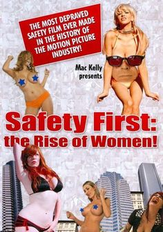 Safety First: The Rise of Women! [DVD] [2008]