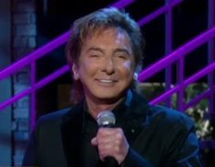 barry manilow 2000 | Barry Manilow Live on The Talk !